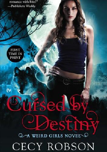 Okładka książki Cursed By Destiny