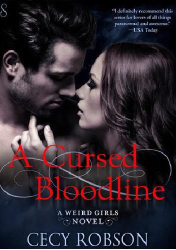 Okładka książki A Cursed Bloodline