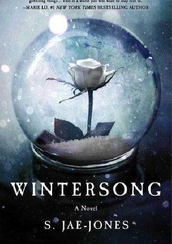 Okładka książki Zimowa Pieśń
