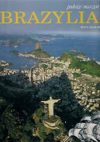 Okładka książki Podróże marzeń: Brazylia