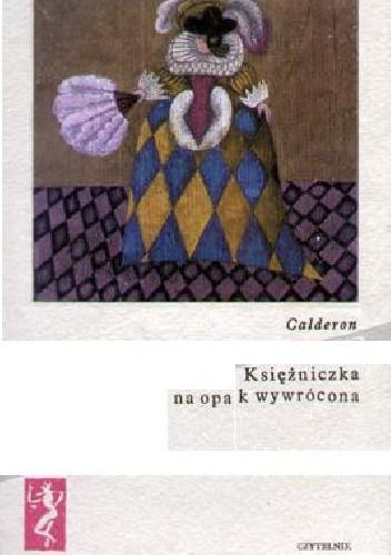 Okładka książki Księżniczka na opak wywrócona
