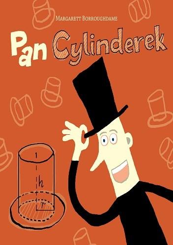 Okładka książki Pan Cylinderek