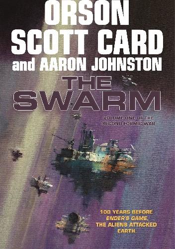 Okładka książki The Swarm