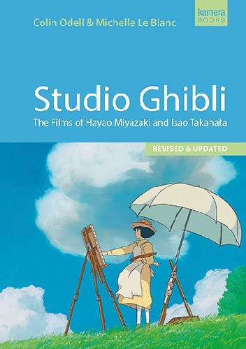 Okładka książki Studio Ghibli. The Films of Hayao Miyazaki and Isao Takahata