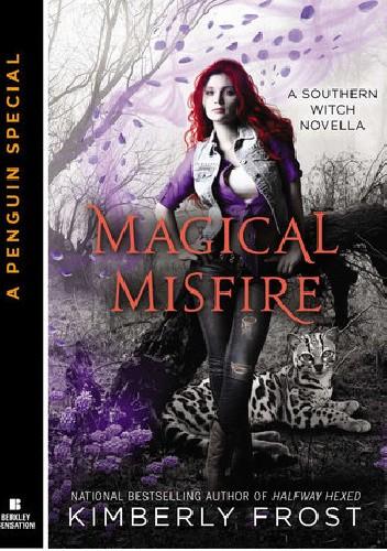 Okładka książki Magical Misfire