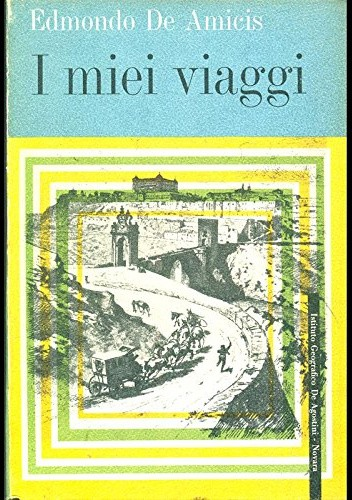 Okładka książki I miei viaggi