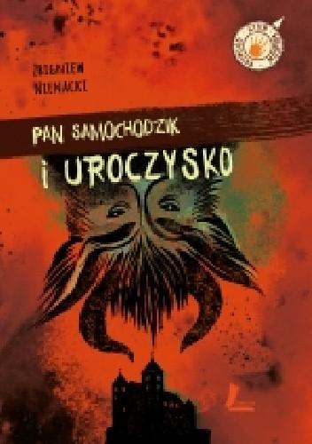 Okładka książki Pan Samochodzik i uroczysko