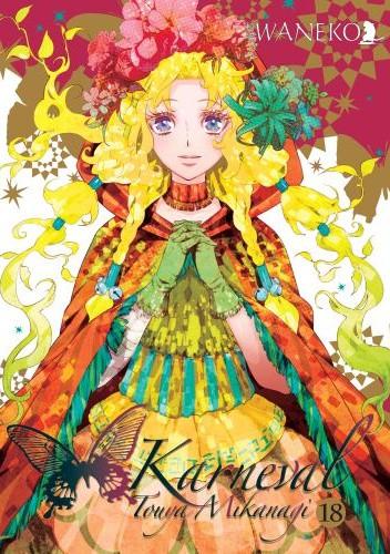 Okładka książki Karneval #18