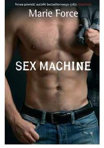 Okładka książki Sex Machine