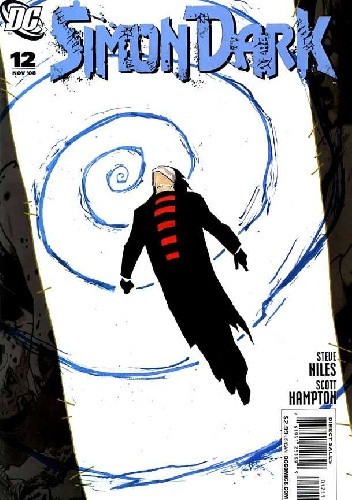 Okładka książki Simon Dark #12 - Down the Rabbit Hole