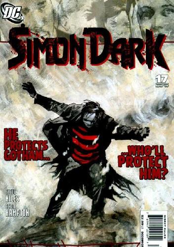 Okładka książki Simon Dark #17 - Rock, Paper, Scissors