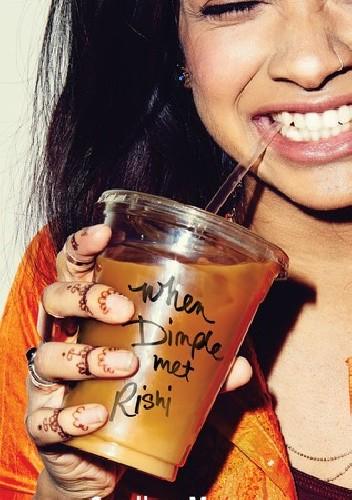 Okładka książki When Dimple Met Rishi