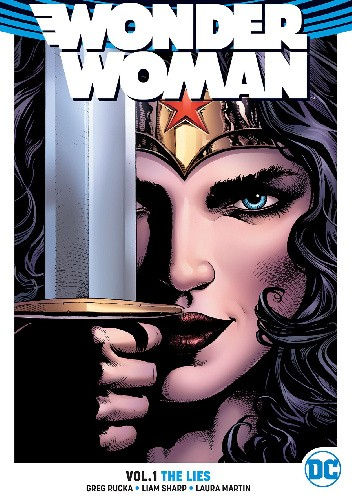 Okładka książki Wonder Woman Vol. 1: The Lies