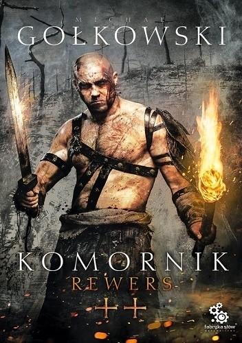 Okładka książki Komornik II. Rewers