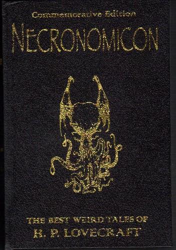 Okładka książki Necronomicon: The Best Weird Tales of H.P. Lovecraft