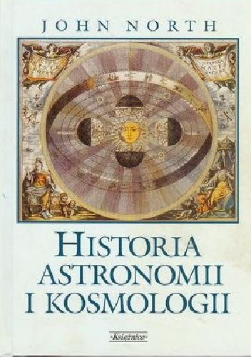 Okładka książki Historia astronomii i kosmologii