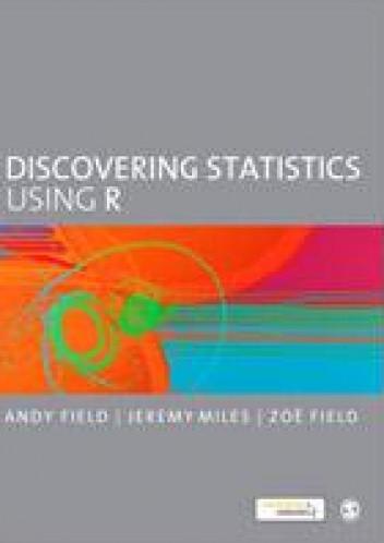 Okładka książki Discovering Statistics Using R