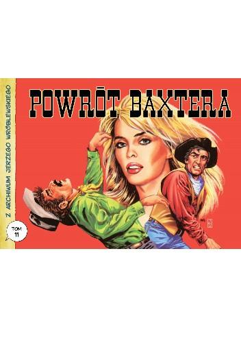 Okładka książki Powrót Baxtera