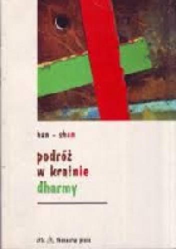 Okładka książki Podróż w krainie dharmy