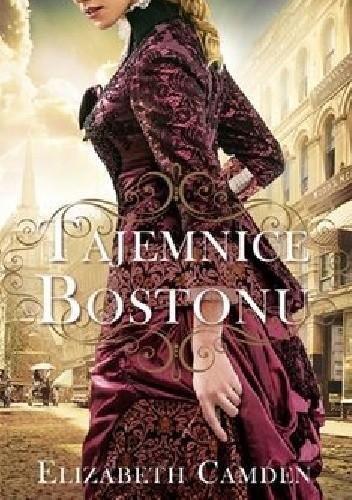 Okładka książki Tajemnice Bostonu