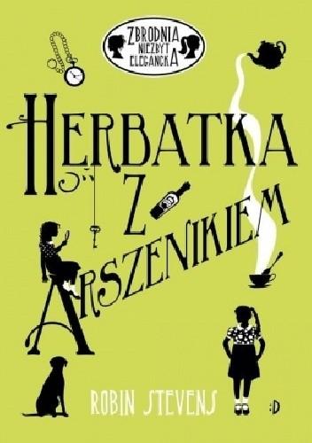 Okładka książki Herbatka z arszenikiem