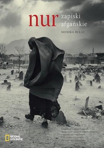 Okładka książki Nur. Zapiski afgańskie