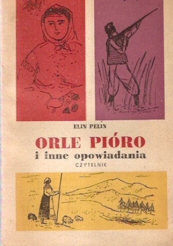 Okładka książki Orle pióro i inne opowiadania