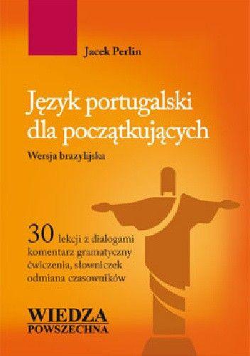 Okładka książki Język portugalski dla początkujących. Wersja brazylijska