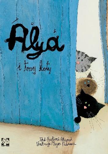 Okładka książki Alya i trzy koty