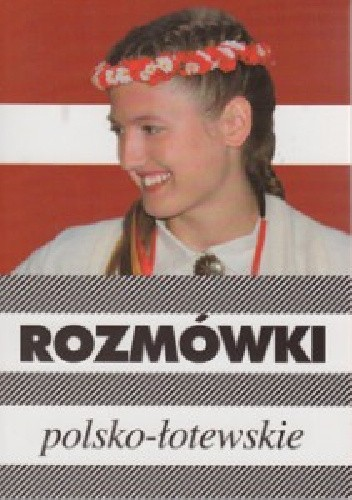 Okładka książki Rozmówki polsko-łotewskie