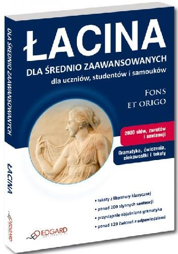 Okładka książki Łacina dla średnio zaawansowanych