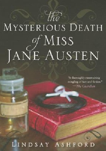 Okładka książki The Mysterious Death of Miss Jane Austen