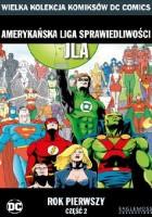 Amerykańska Liga Sprawiedliwości JLA: Rok pierwszy - Część 2