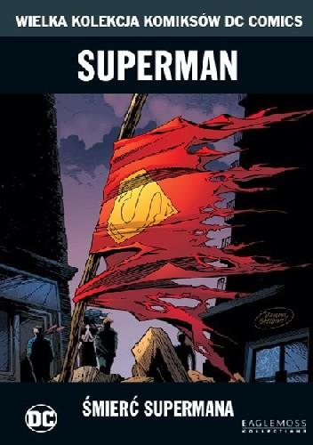 Okładka książki Superman: Śmierć Supermana