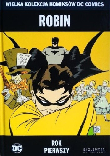 Okładka książki Robin: Rok Pierwszy