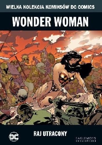 Okładka książki Wonder Woman: Raj Utracony