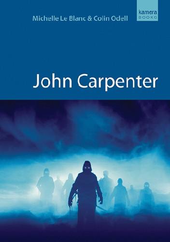 Okładka książki John Carpenter