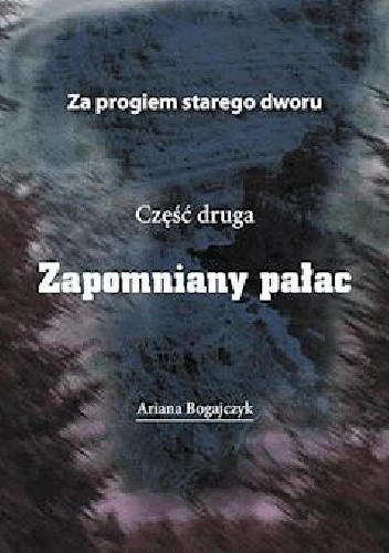 Okładka książki Zapomniany pałac