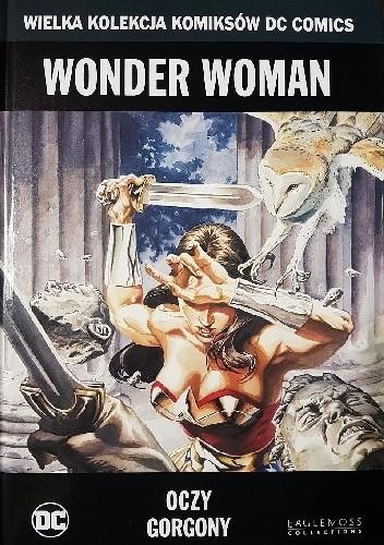 Okładka książki Wonder Woman: Oczy Gorgony