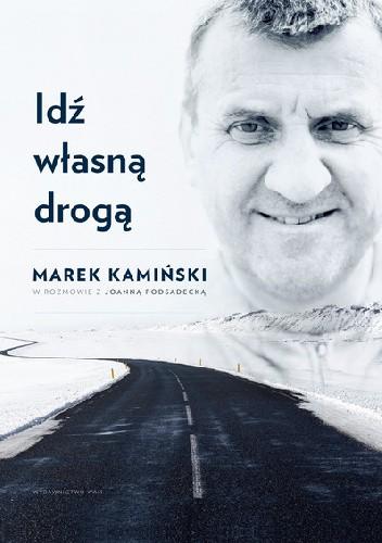 Okładka książki Idź własną drogą