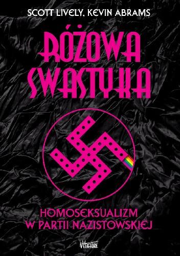 Okładka książki Różowa swastyka. Homoseksualizm w partii nazistowskiej