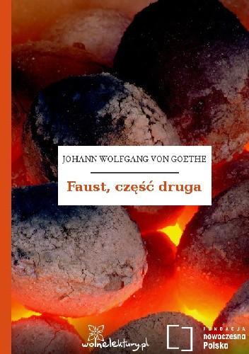 Okładka książki Faust,część druga