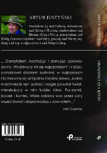 Okładka książki Opowieści zza rzeki