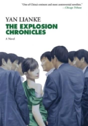 Okładka książki The Explosion Chronicles
