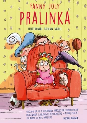Okładka książki Pralinka