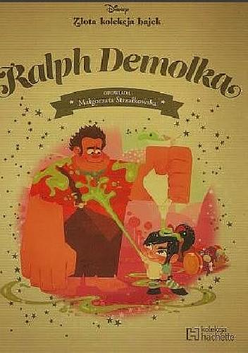 Okładka książki Ralph Demolka