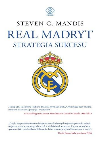 Okładka książki Real Madryt. Strategia sukcesu