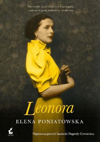 Okładka książki Leonora