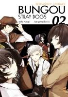 Bungou Stray Dogs - Bezpańscy Literaci #2
