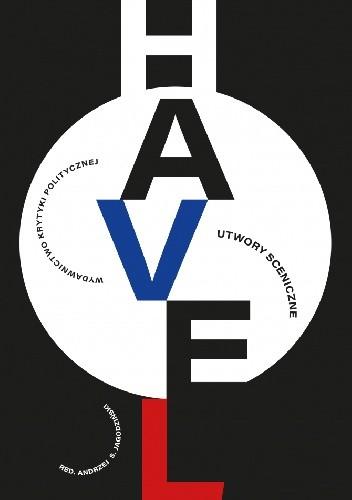 Okładka książki Havel. Utwory Sceniczne